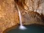 Le Grotte di Pastena - Cascatina