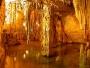 Le Grotte di Pastena dall'interno